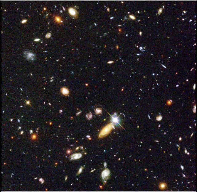 hubble deep field large